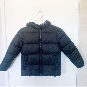 Old Navy Boys' Hooded Puffer Jacket